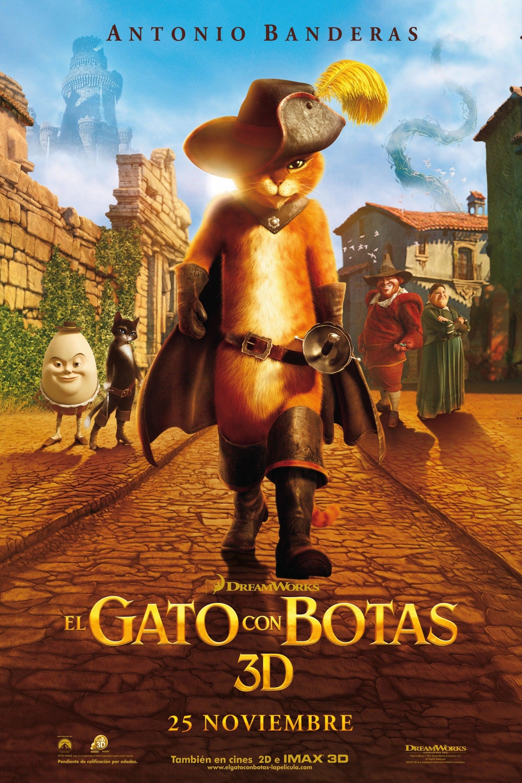 Ver El gato con botas Online HD Español (2011)