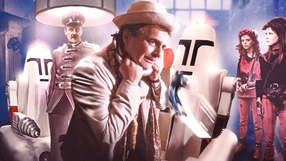 Doctor Who Season 24 :Episode 5  Paradise Towers, Part One