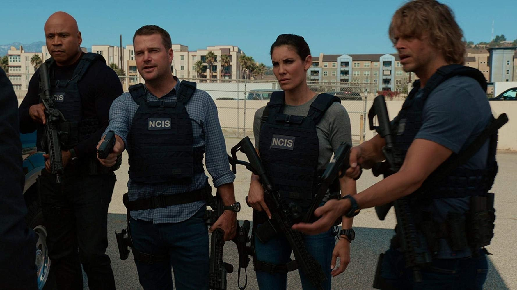 NCIS: Los Angeles Season 11 :Episode 6  A Bloody Brilliant Plan