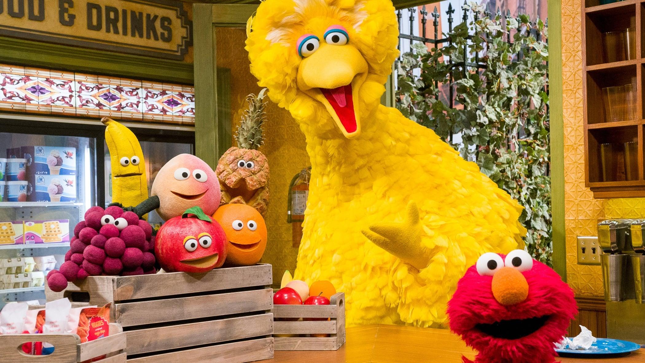 Sesame Street Season 50 :Episode 11  The Great Fruit Strike