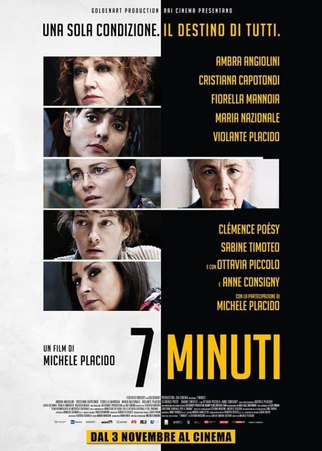 Ver 7 Minuti Online HD Español (2016)