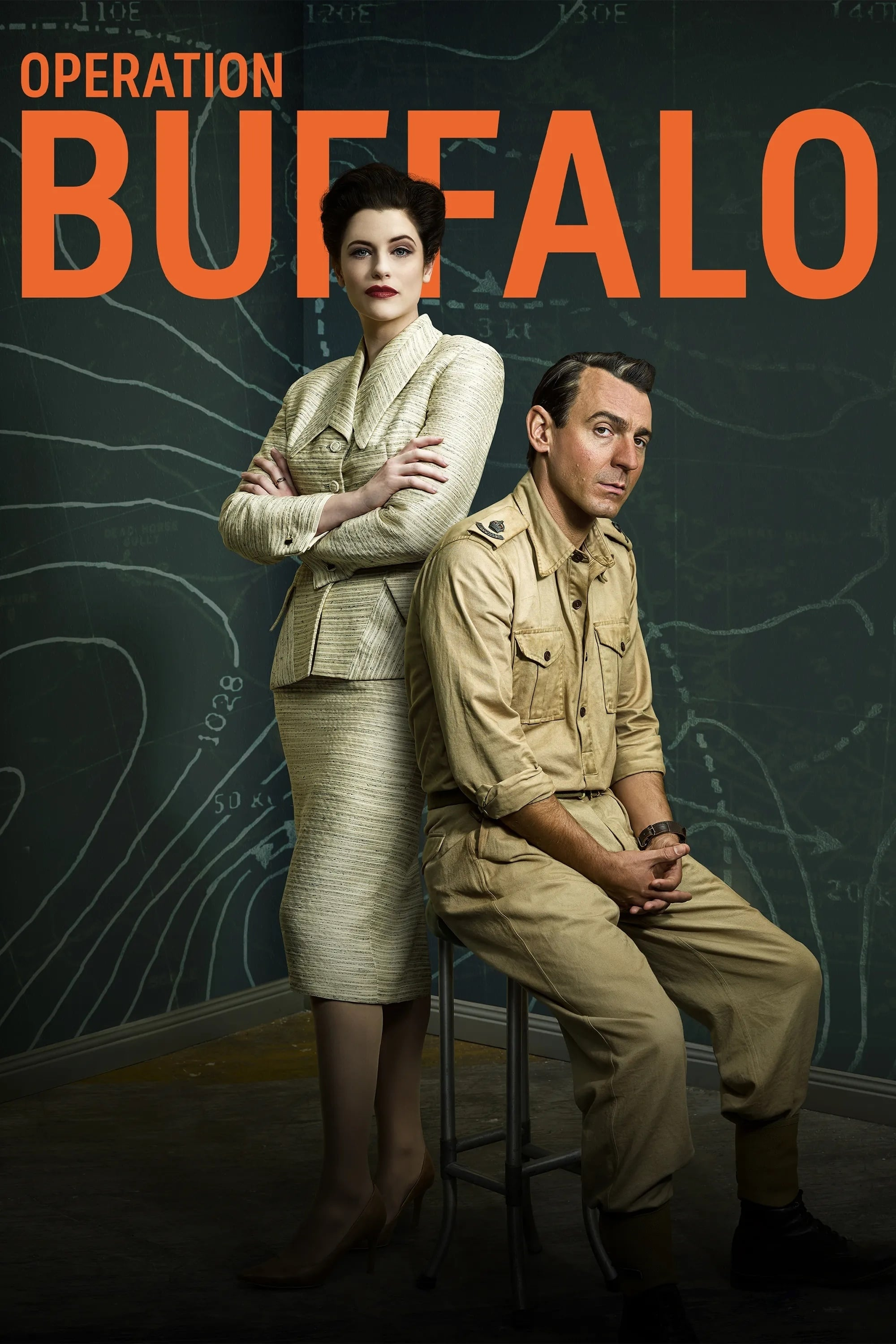 Operation Buffalo TV Shows About Dark Comedy