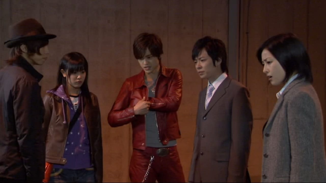 Kamen Rider Season 20 :Episode 21  The Return of T/That Melody Doesn't Suit A Lady