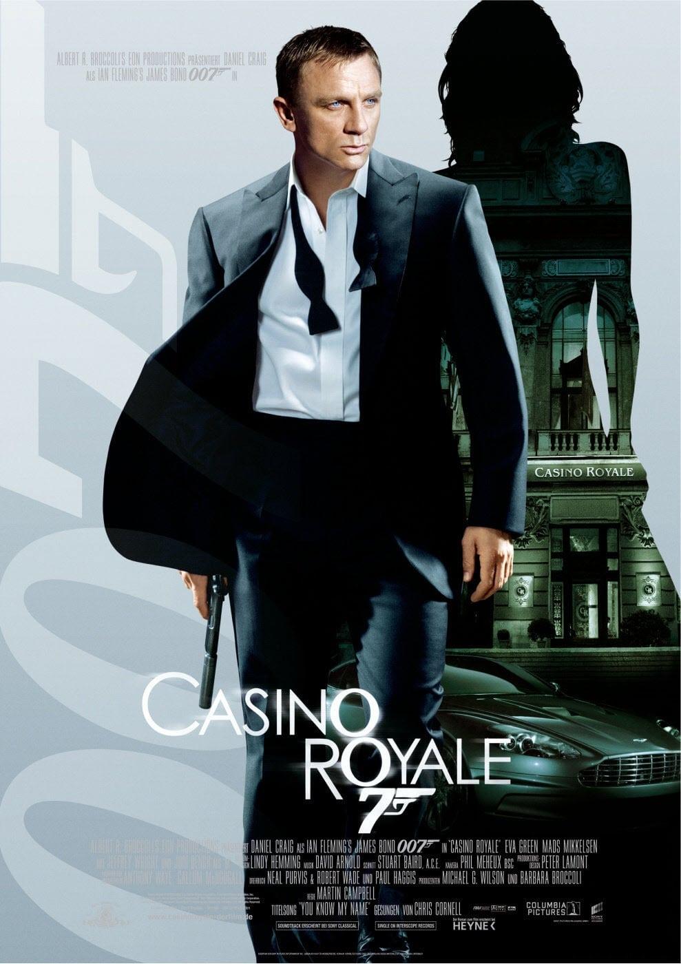 Casino royale prova testo