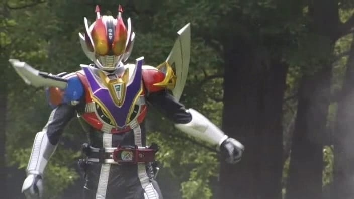 Kamen Rider Season 17 :Episode 28  Too Lucky, Too Excited, Too Strange