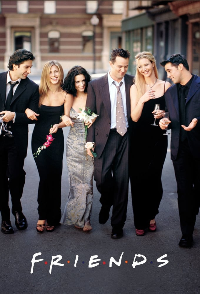 Friends Season 1 Complete
