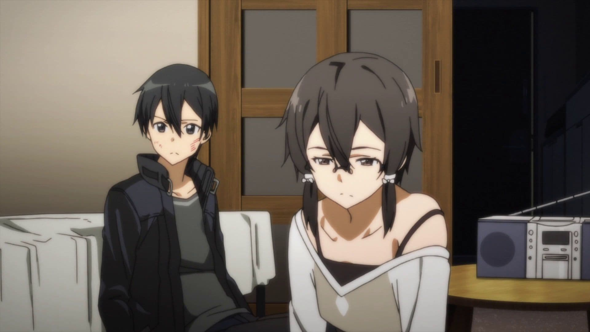 Sword Art Online Season 2 :Episode 14  One Little Step