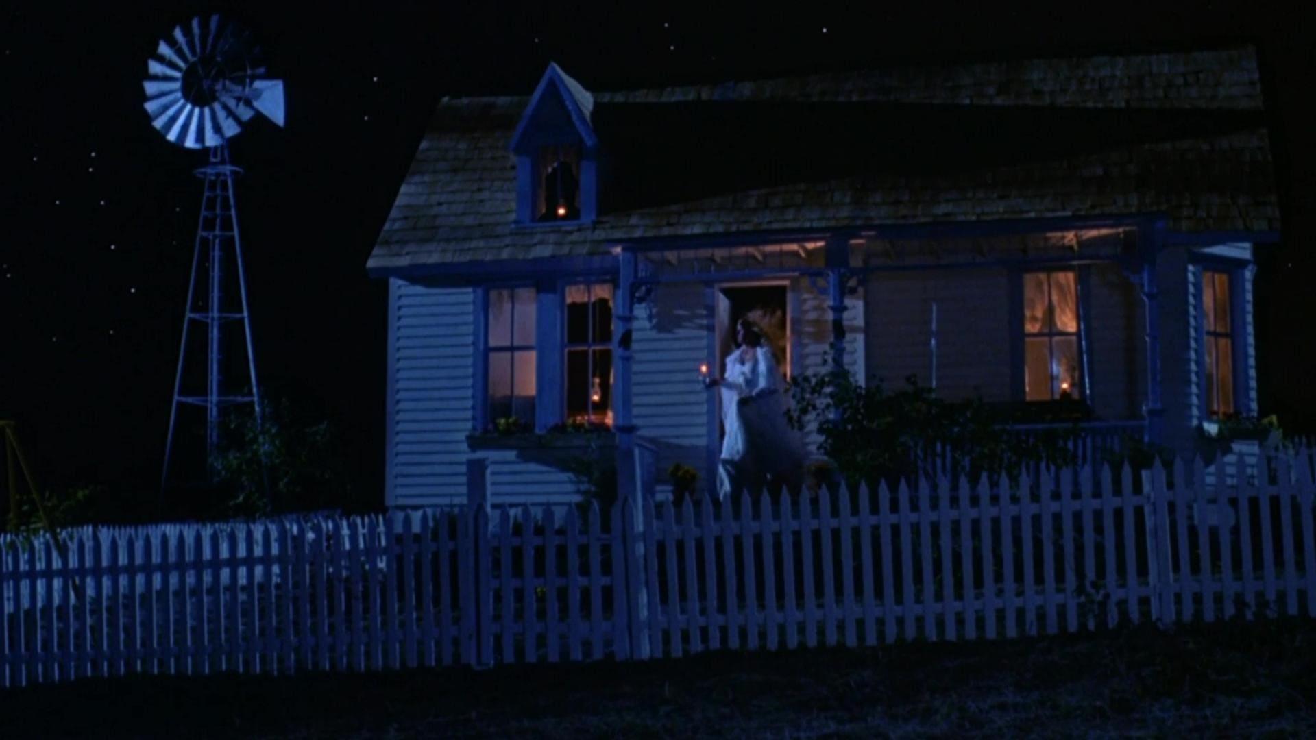El misterio de la dama blanca (1988)