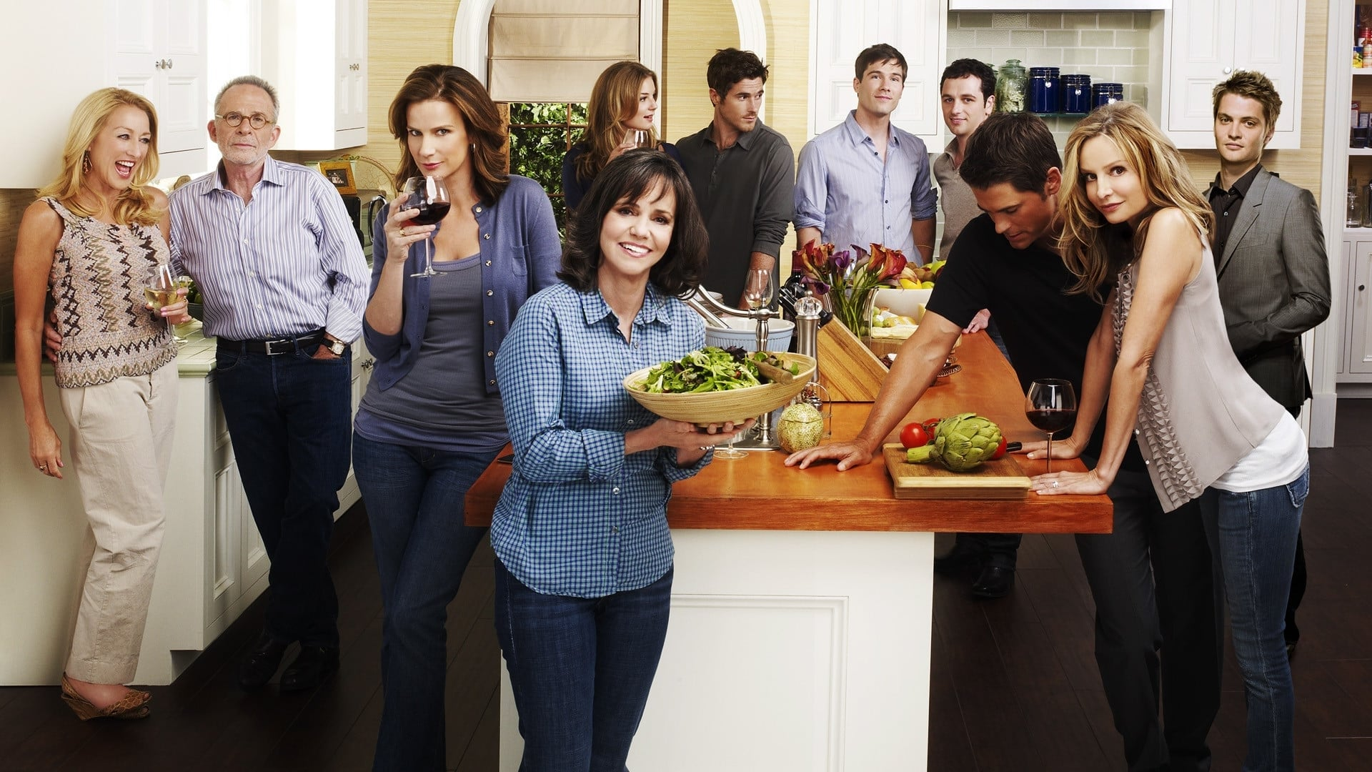 Alle seizoenen van Brothers & Sisters verschijnen in oktober op Videoland