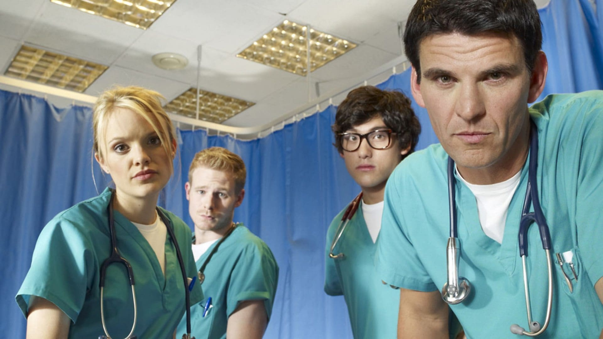 Casualty Season 24 :Episode 21  Last Roll of the Dice