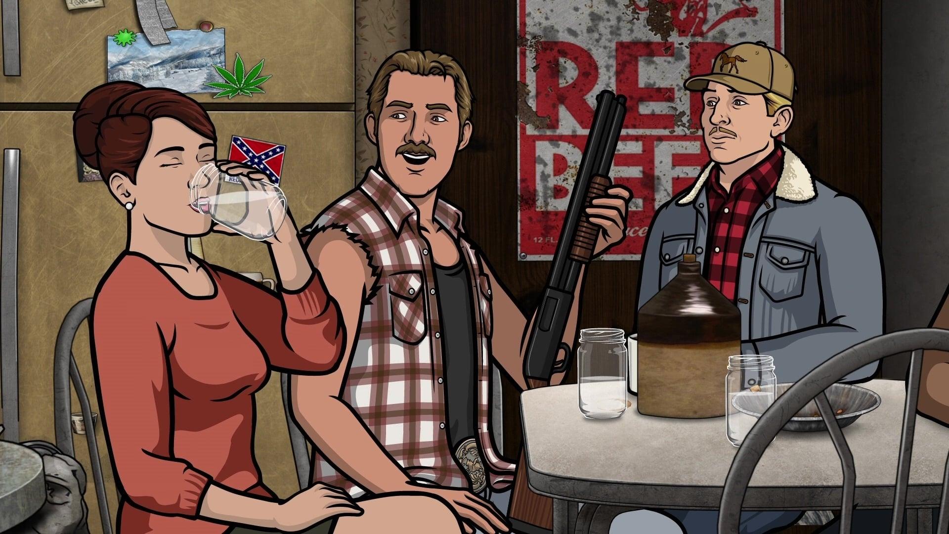 Archer Season 3 :Episode 6  Bloody Ferlin
