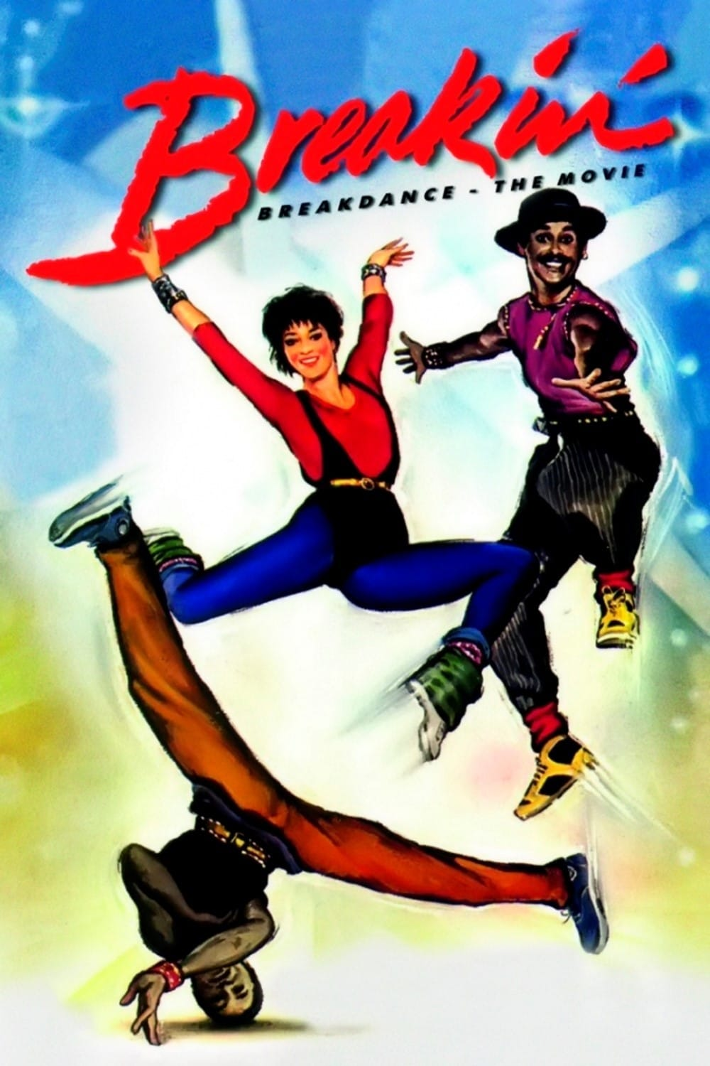 Breakin (1984) 192Kbps 25Fps MP3 2Ch TR VHS Audio SHS