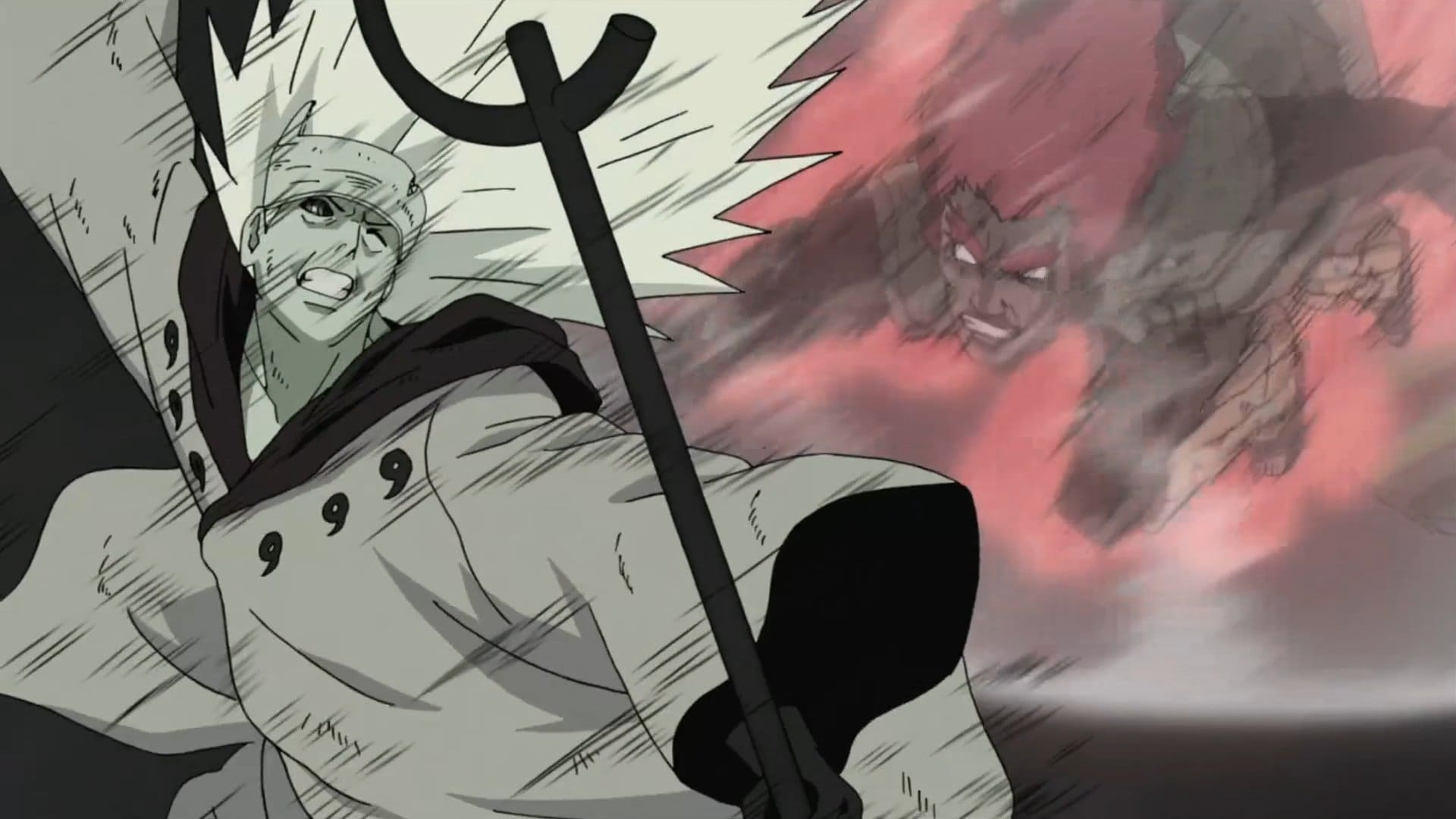 Naruto Shippūden Season 20 :Episode 420  The Eight Inner Gates Formation