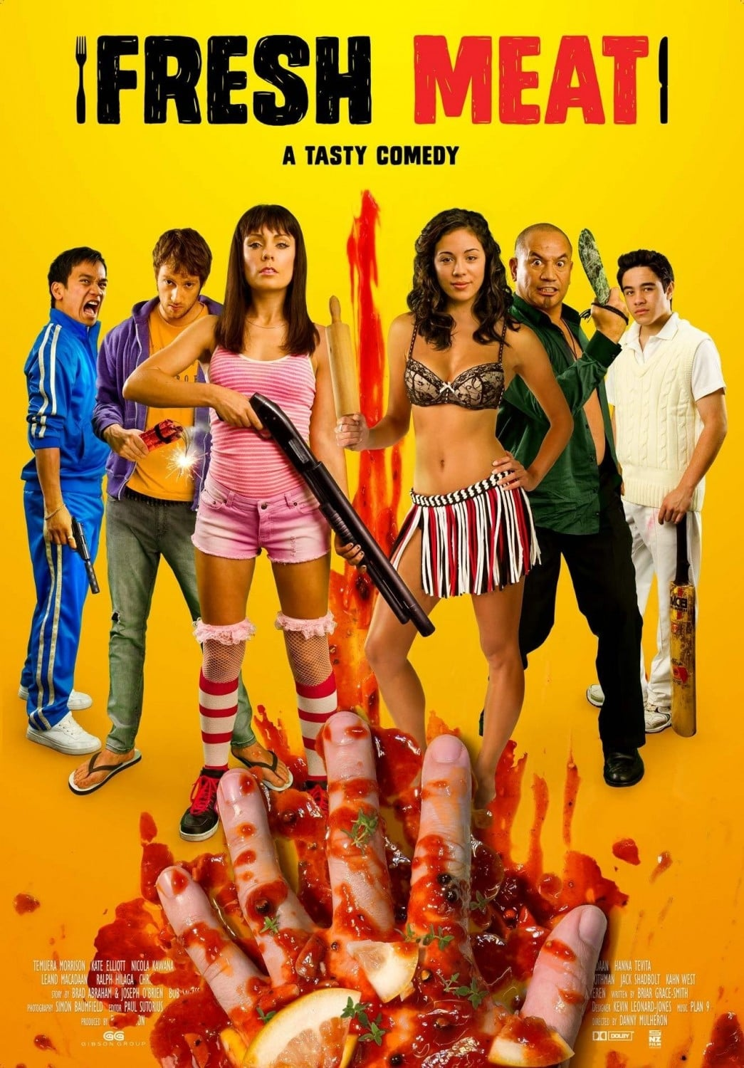 Fresh Meat on FREECABLE TV