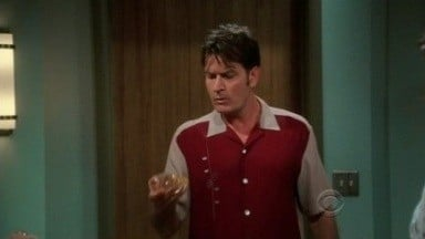 Two and a Half Men Season 7 :Episode 6  Brustfrust