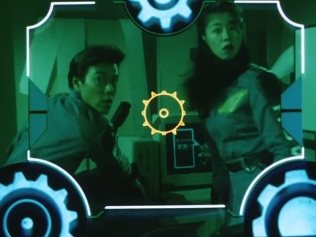 Super Sentai Season 19 :Episode 10  Here I Am! I'sa Burglar!