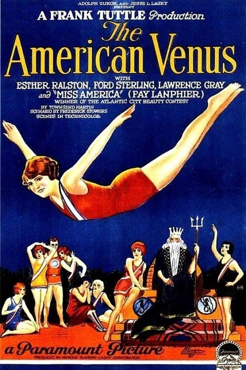 Ver The American Venus Online HD Español (1926)
