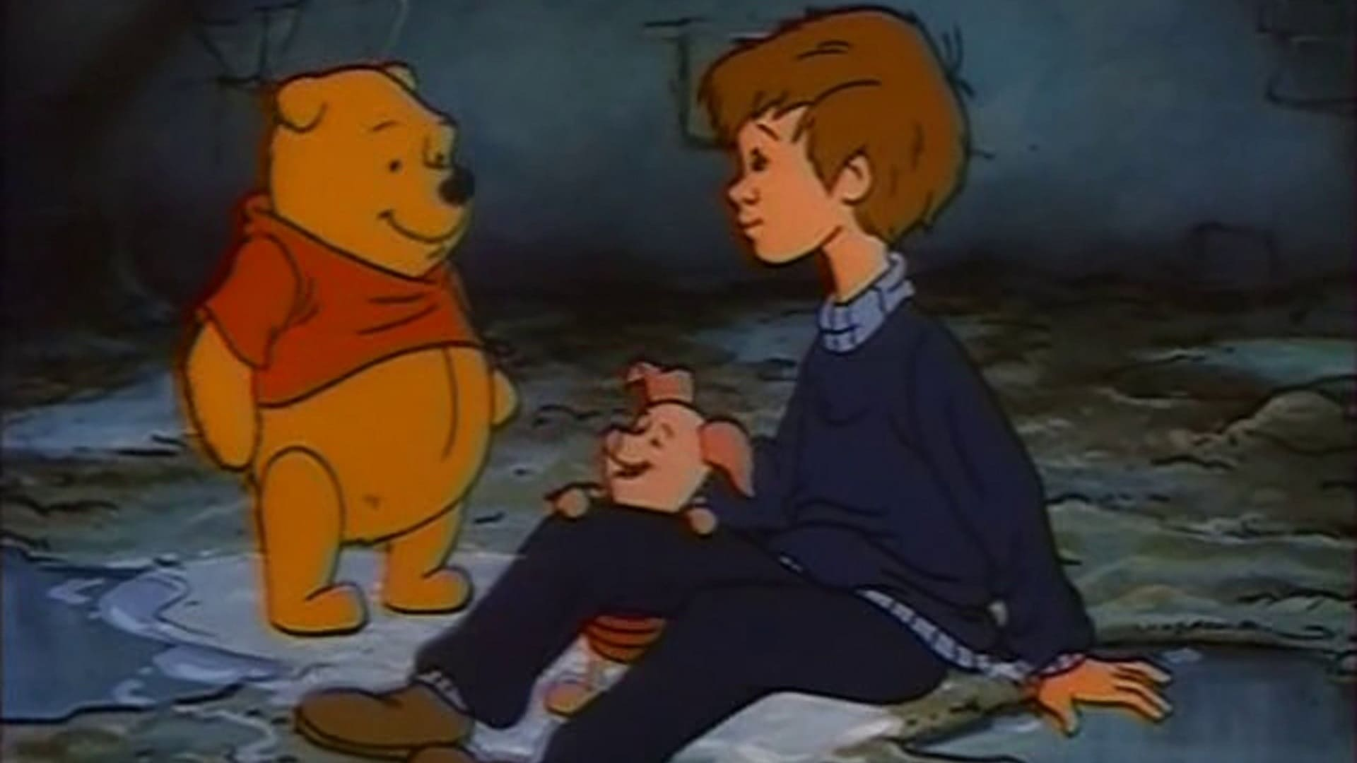 The New Adventures of Winnie the Pooh Season 4 :Episode 1  Sorry, Wrong Slusher