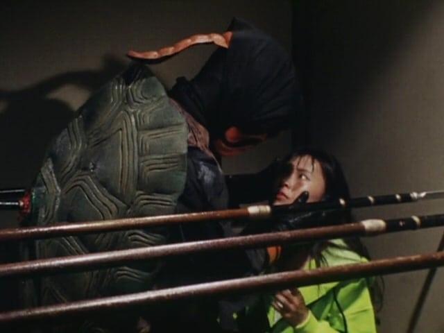 Super Sentai Season 14 :Episode 24  Slow Turtle Ninja
