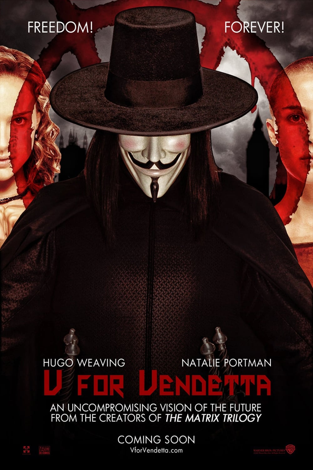 V wie Vendetta 2005  Film Deutsch  KinoGuide