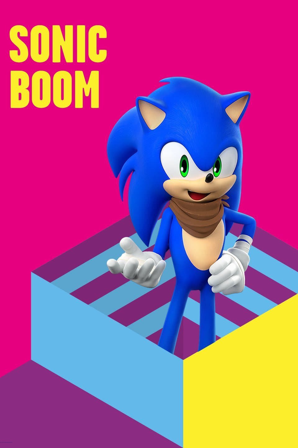 Sonic Boom TV Show on Virgo South Africa