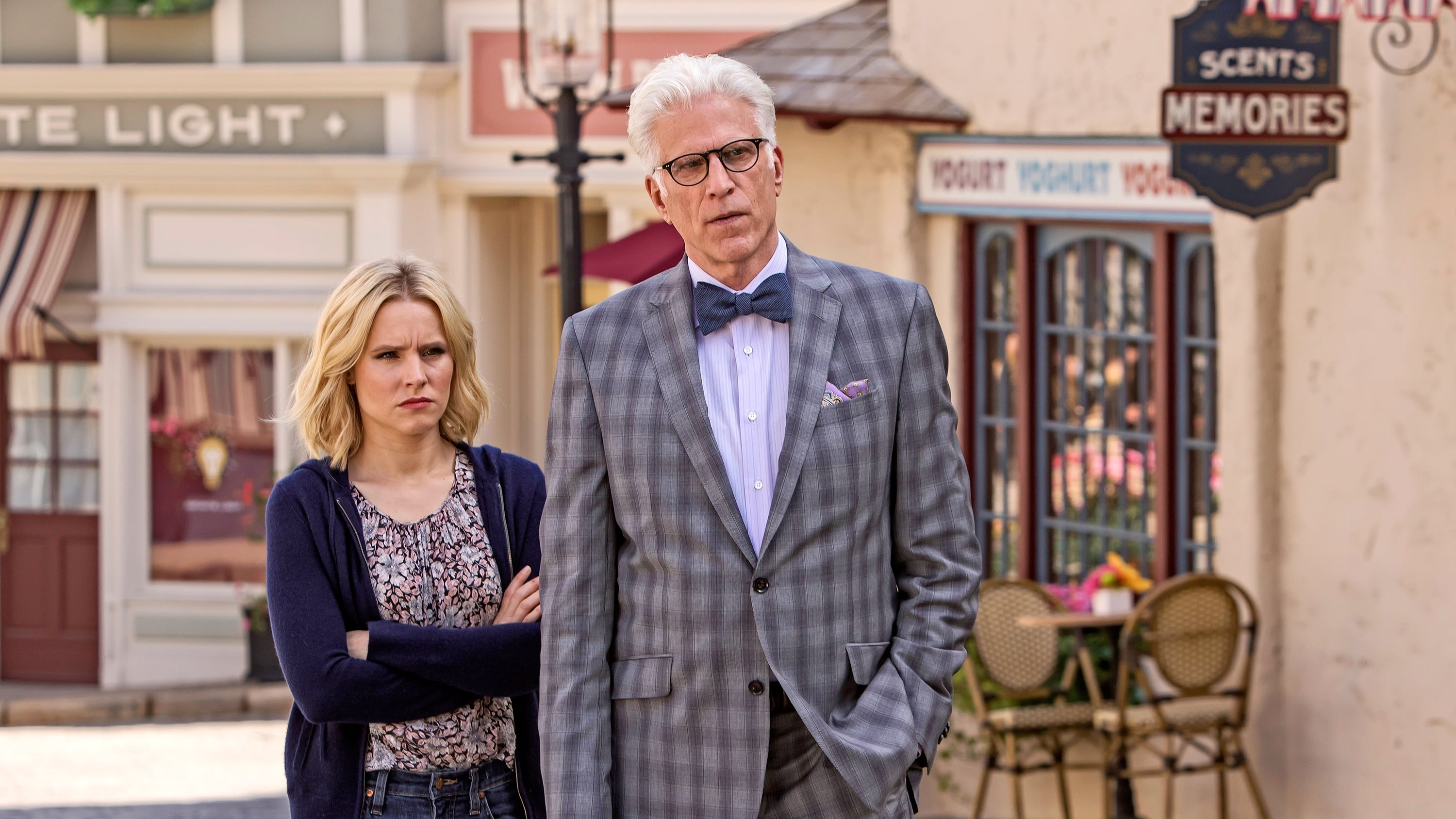 The Good Place - Season 1 Episode 8 : Most Improved Player