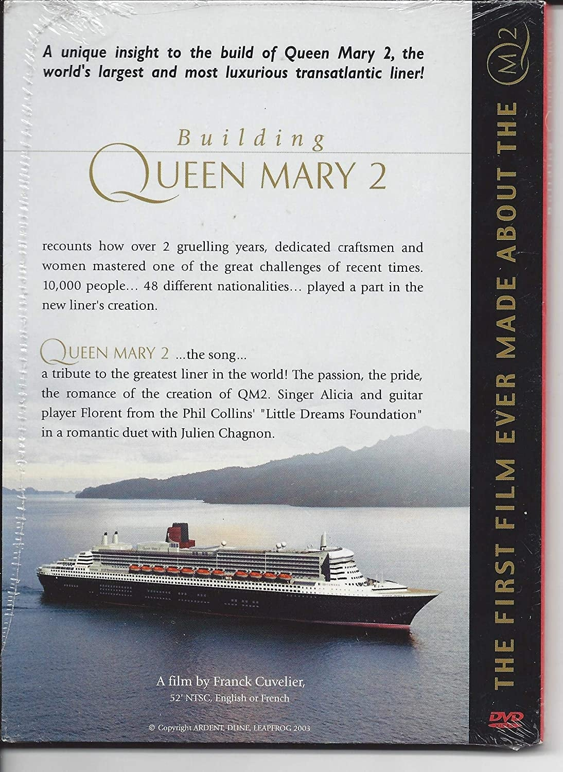 Building The Queen Mary 2