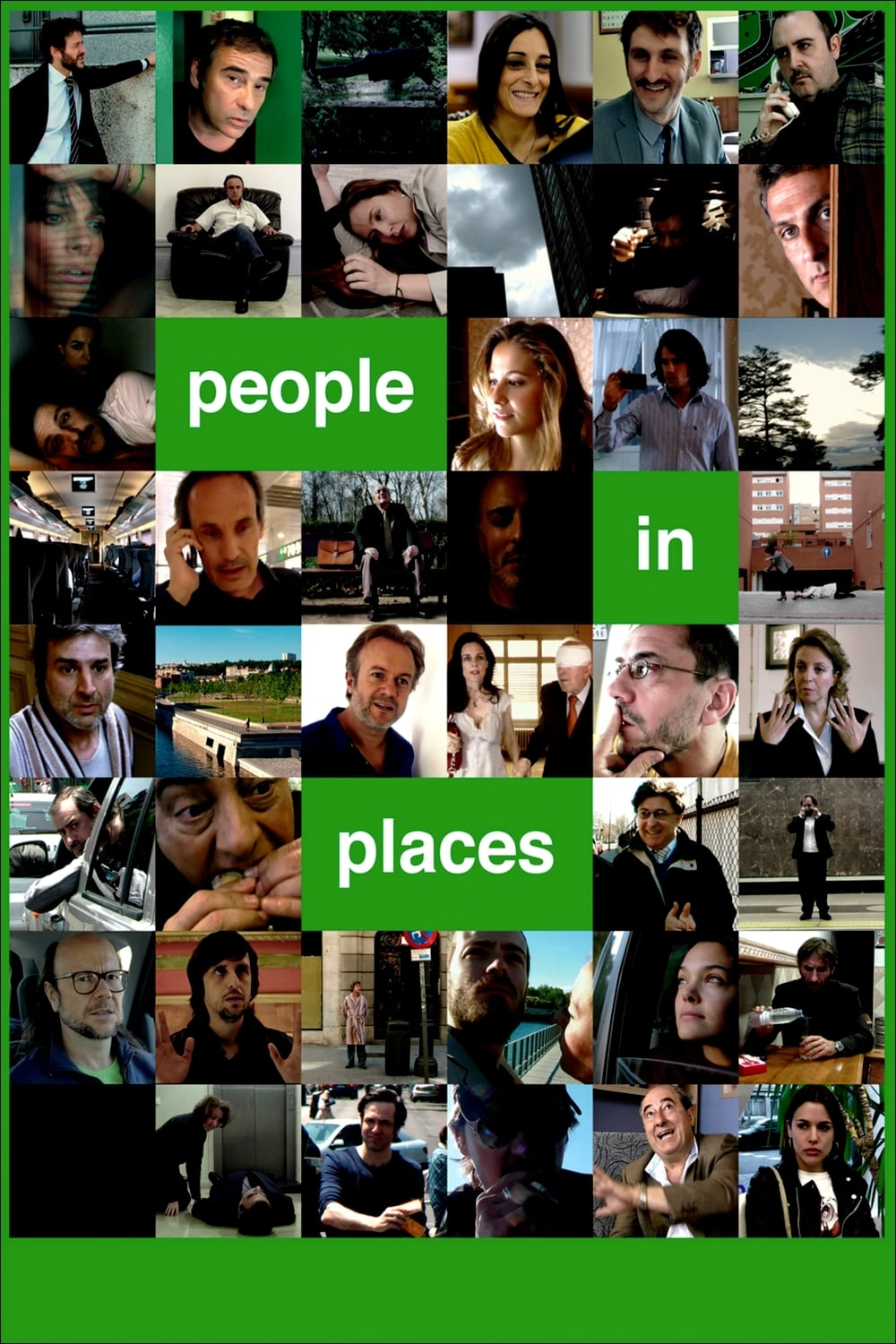 People in Places (2013)