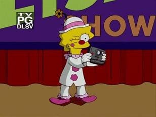 The Simpsons Season 19 :Episode 20  All About Lisa