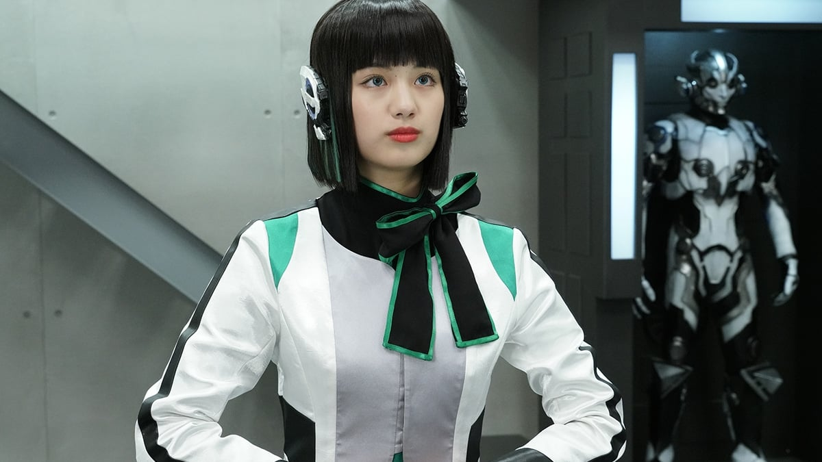 Kamen Rider Season 30 :Episode 13  My Job is the President's Secretary