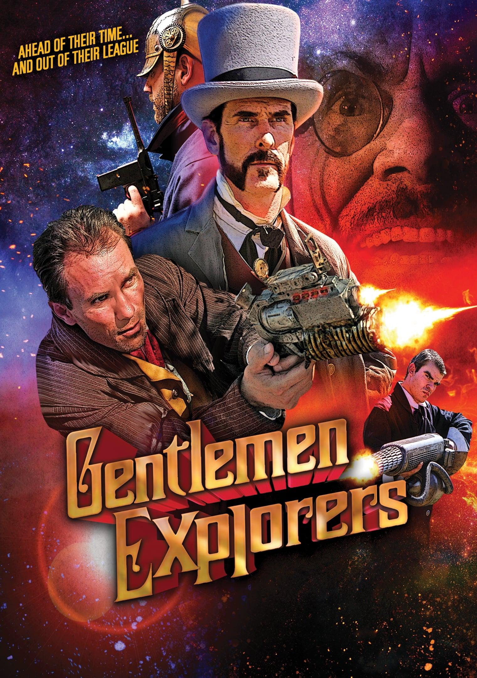 Gentlemen Explorers on FREECABLE TV
