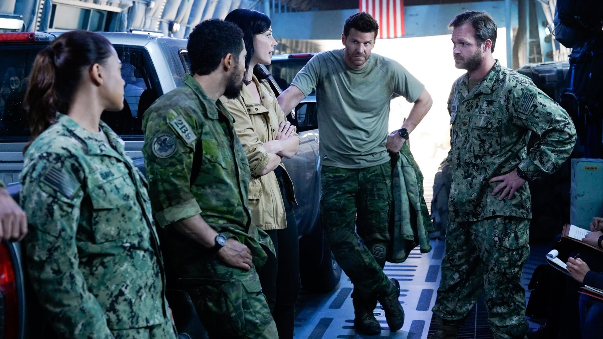 SEAL Team Season 1 :Episode 7  Borderlines