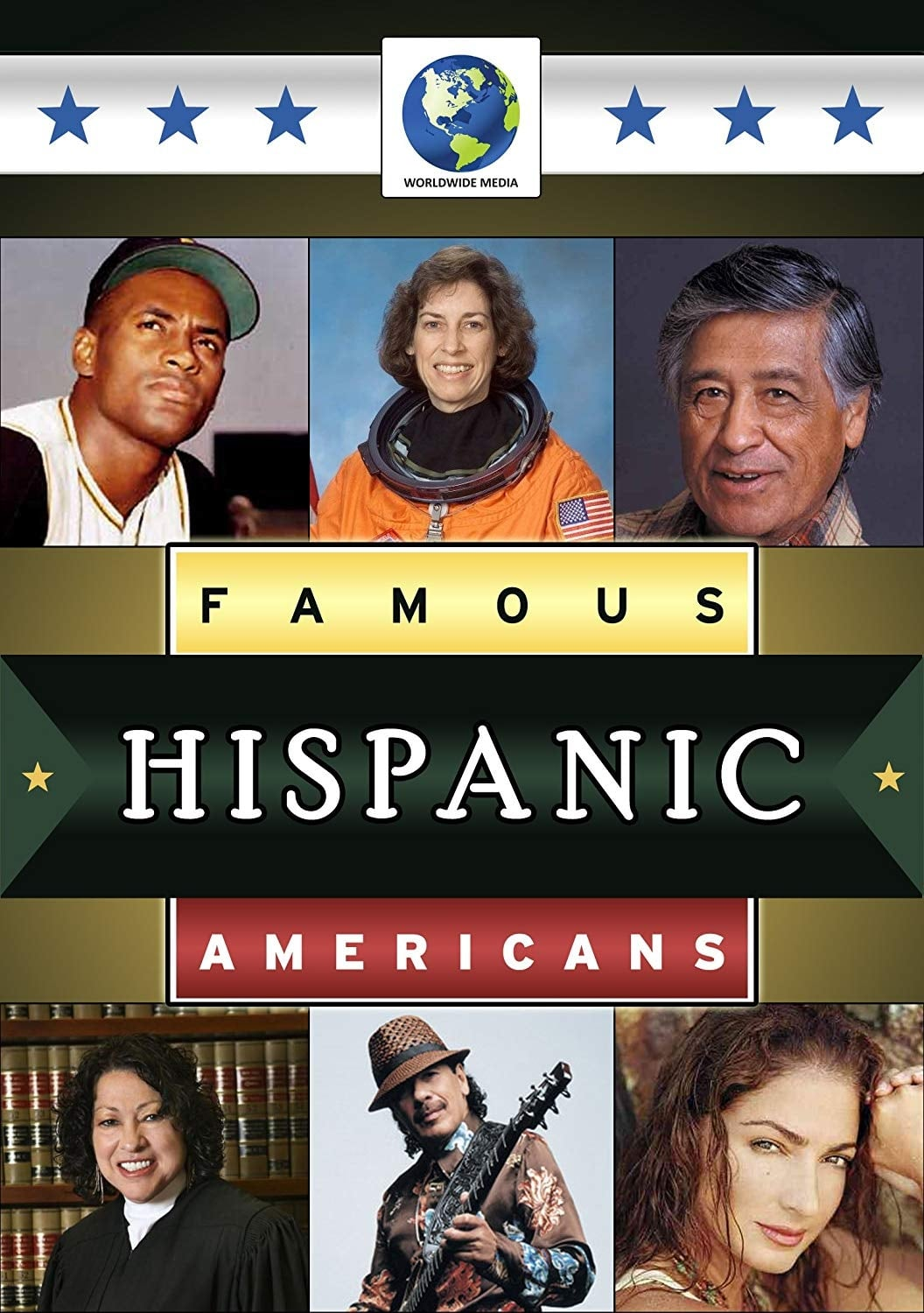 Famous Hispanic Americans on FREECABLE TV