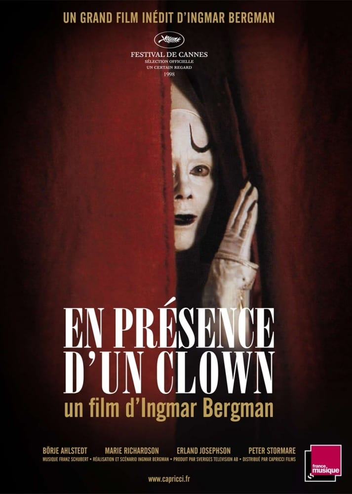 Making off: In the Presence of a Clown (1997)