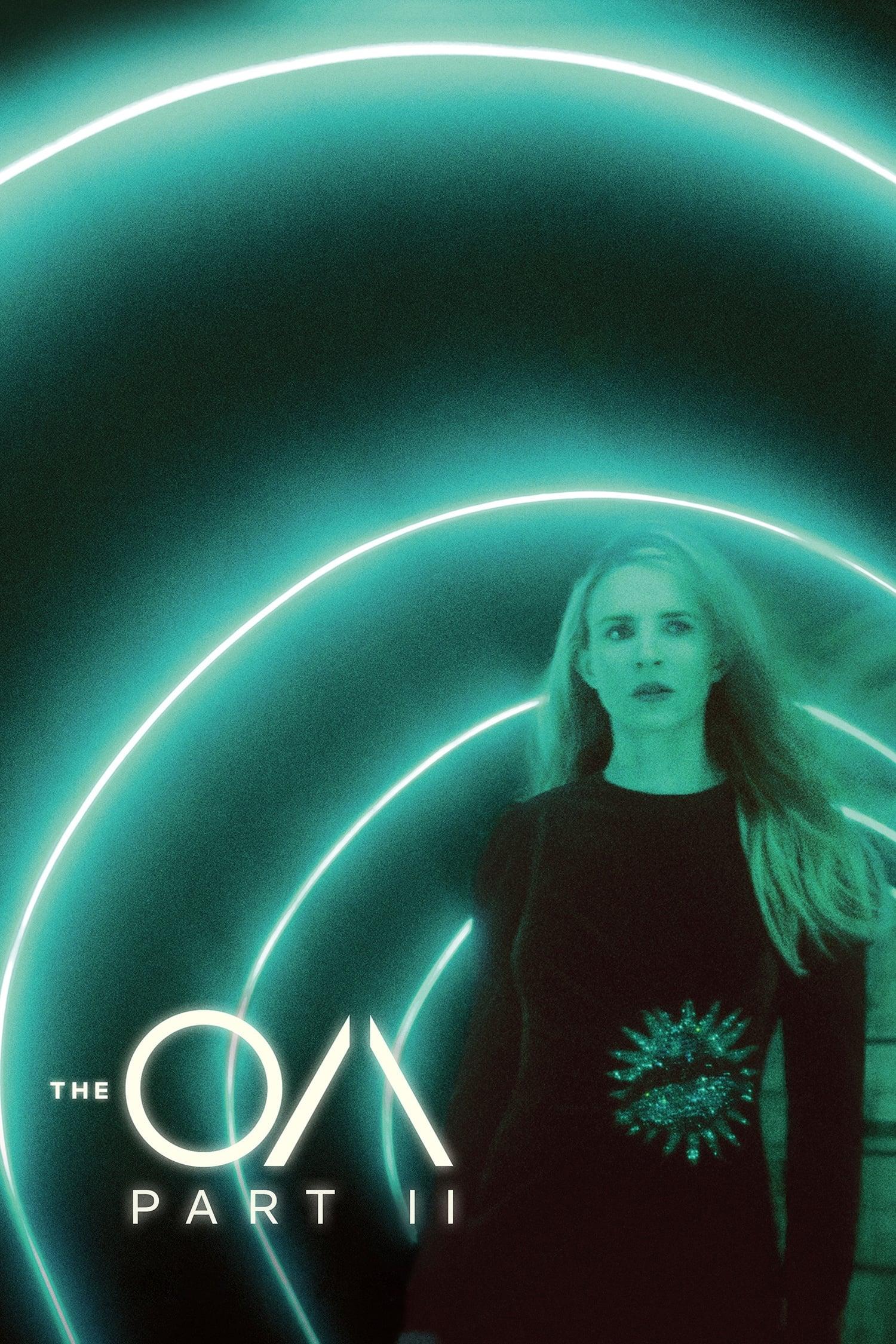 The OA 2ª Temporada poster, capa, cartaz