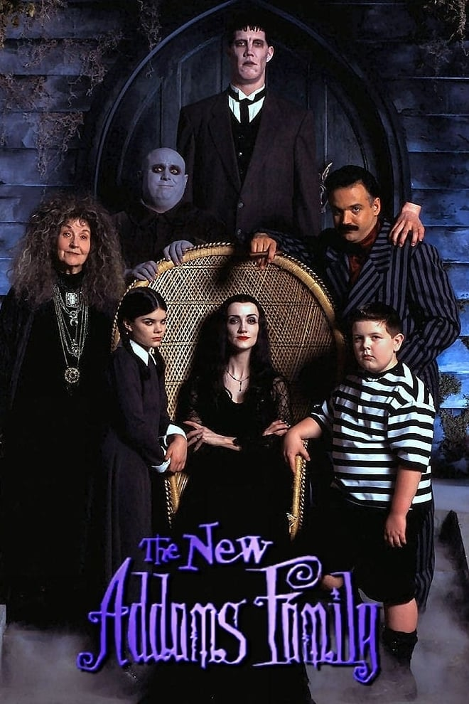 The New Addams Family (1998)