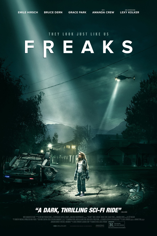 assistir filme freaks