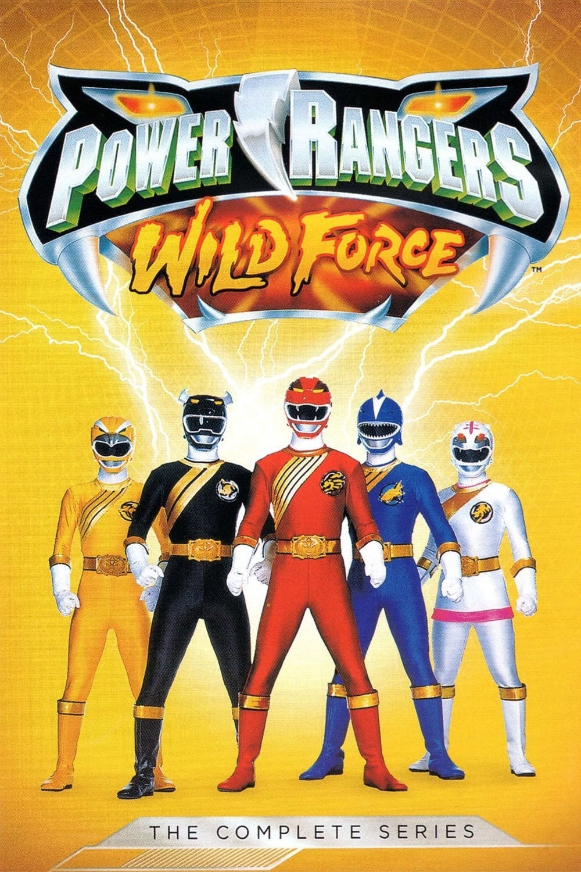 Power Rangers Season 10
