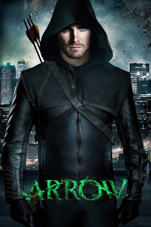 Arrow series tv complet