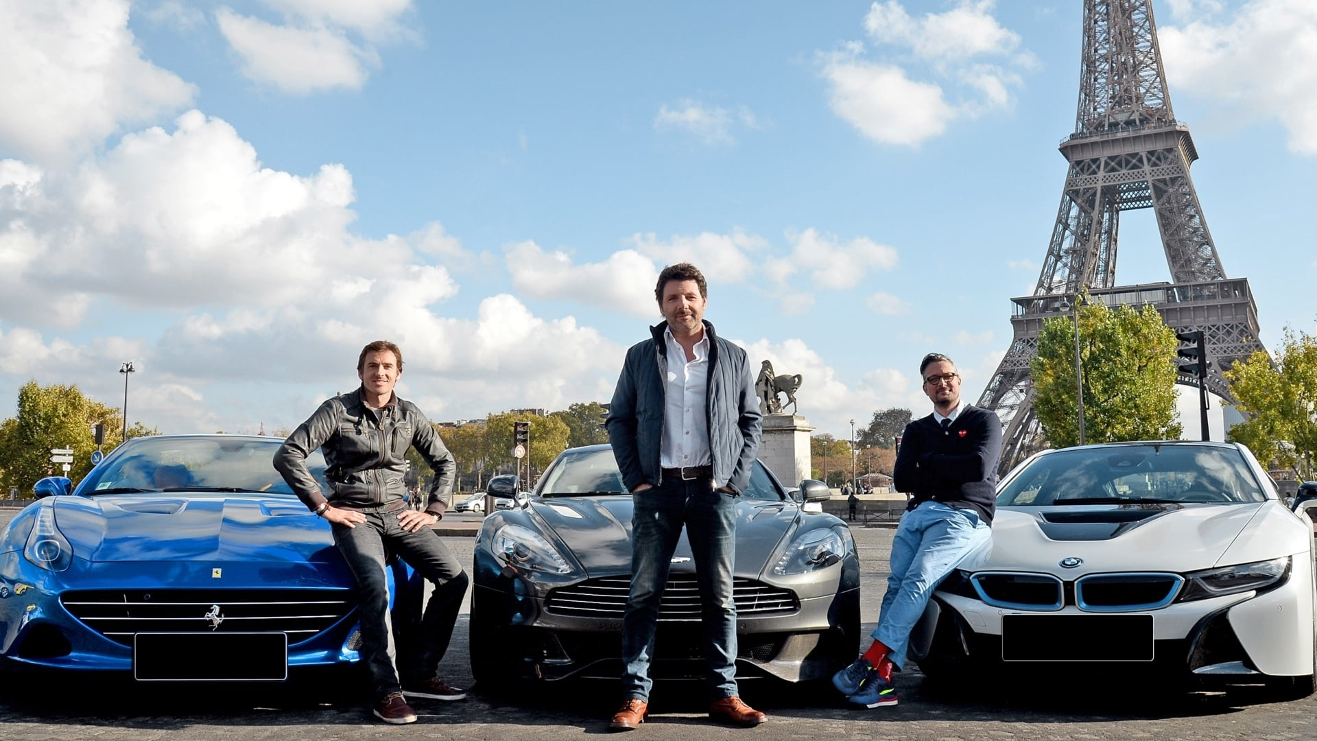 Top Gear France - Season 6 Episode 5 : Episode 5