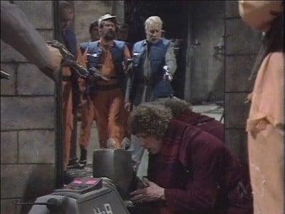 Doctor Who Season 18 :Episode 20  Warriors' Gate, Part Four