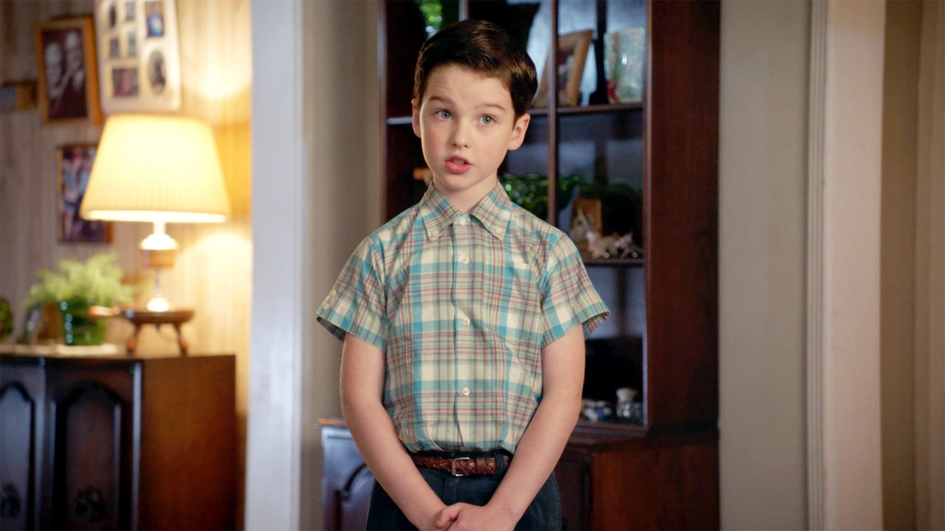 Young Sheldon Season 1 :Episode 7  A Brisket, Voodoo, and Cannonball Run
