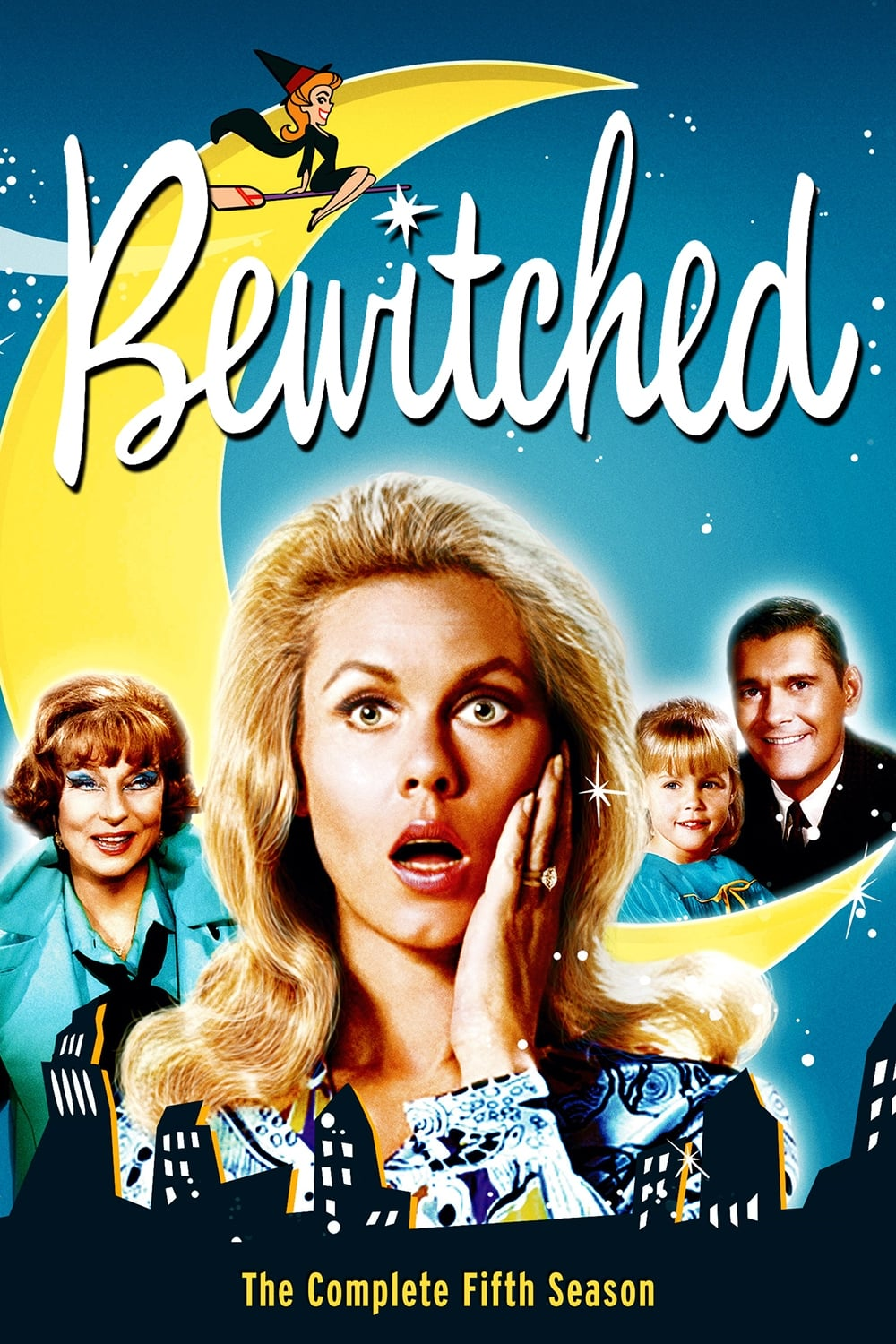Bewitched – SE1 – Ep5 –  Help, Help, Don't Save Me