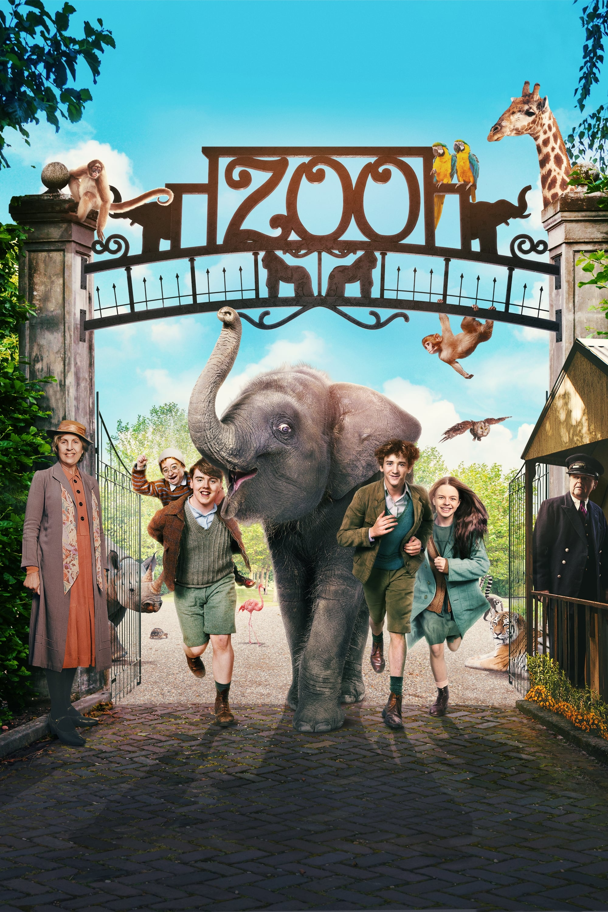 Zoo Serien Stream