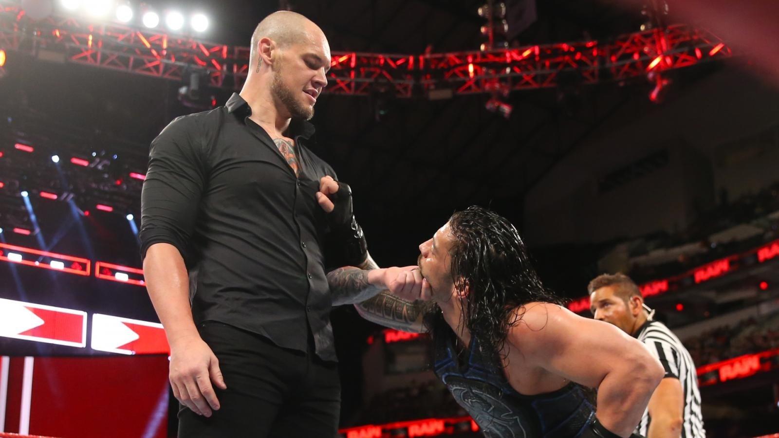 WWE Raw - Season 26 Episode 38 : September 17, 2018 (Dallas, TX) (1970)