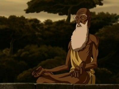 Avatar - Der Herr der Elemente Season 2 :Episode 19  Der Guru
