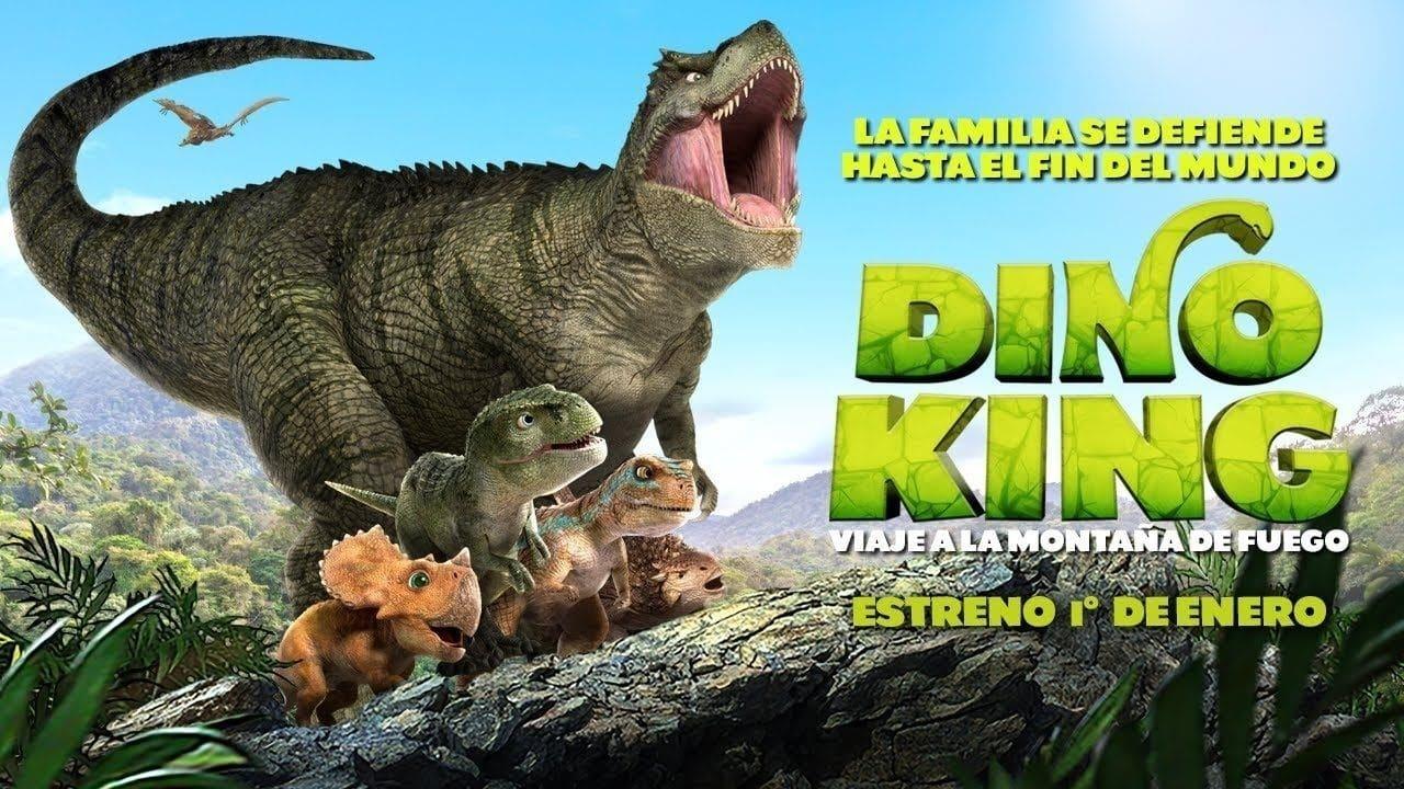 VER Dino King 3D: Journey to Fire Mountain (2019) pelicula completa en español latino 720p