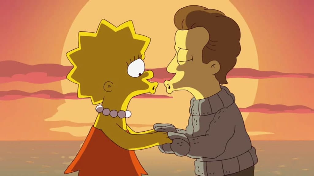 The Simpsons Season 23 :Episode 13  The Daughter Also Rises