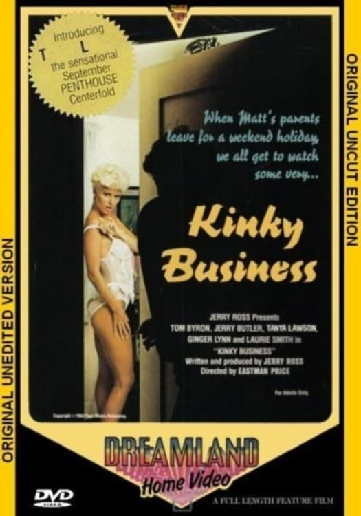 Ver Kinky Business Online HD Español (1984)