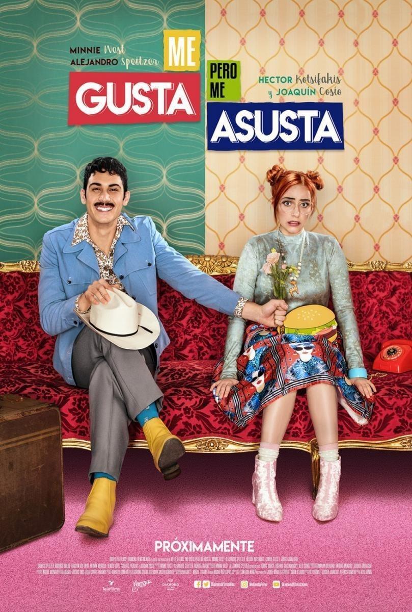 ME GUSTA, PERO ME ASUSTA (2017) HD 1080P LATINO